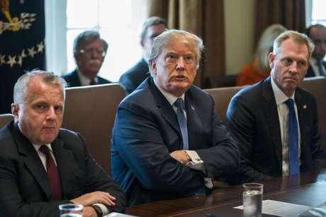Trump promete resposta sobre síria em até 48 horas