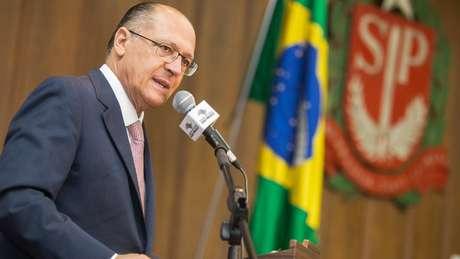 Alckmin foi citado em delações de executivos da Odebrecht, que dizem ter repassado R$ 10,3 milhões às campanhas do tucano em 2010 e 2014 por meio de caixa dois