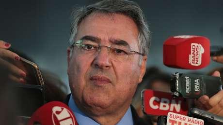 Raimundo Colombo foi acusado de receber R$ 2 milhões da Odebrecht via caixa dois na campanha de 2014 em troca de vantagens à empreiteira