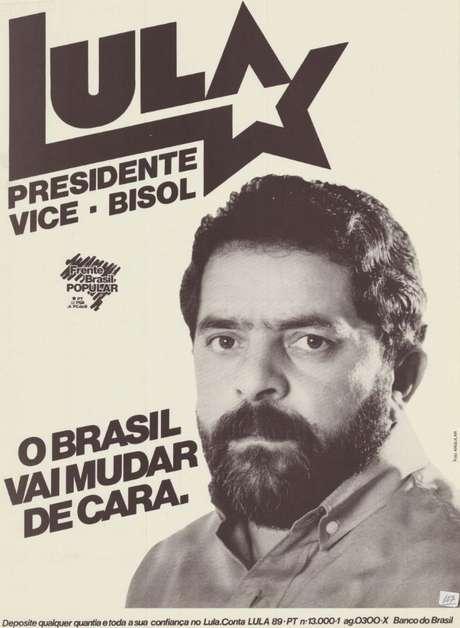 Bisol era candidato a vice na eleição de 1989 na chapa de Lula