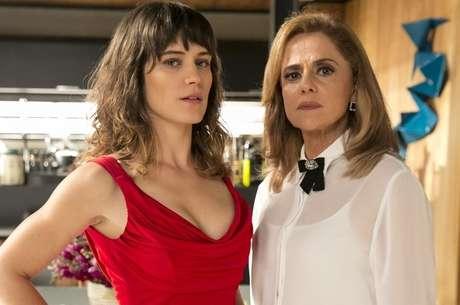"""Em """"O Outro Lado do Paraíso"""", Clara (Bianca Bin) quer vingança misteriosa contra Sophia (Marieta Severo)"""