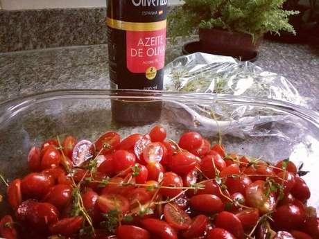 Tomatinhos confit