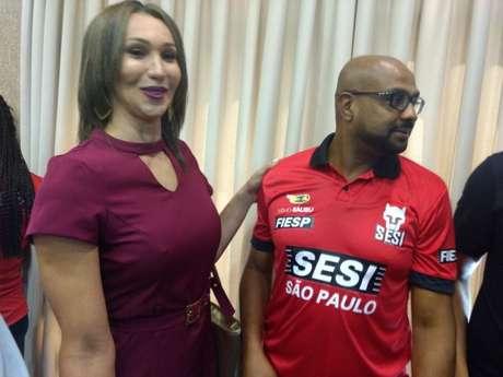 Tifanny renovou com o Bauru por mais uma temporada (Foto: Fernando Beagá/Canhota 10)