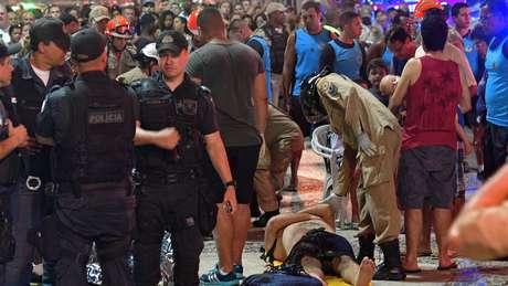 Atropelamento em Copacabana fez pedófilo foragido no Brasil ser pego