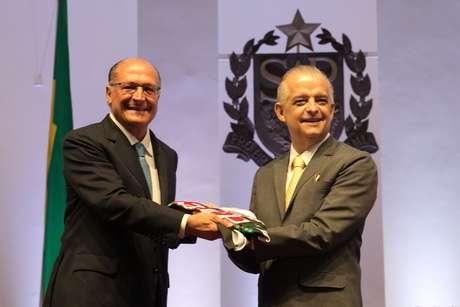Alckmin perdeu o foro privilegiado ao transferir o governo para o seu então vice e secretário de Desenvolvimento Econômico Márcio França