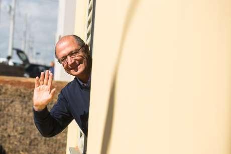O interesse principal dos investigadores são delações segundo as quais campanhas de Alckmin ao governo receberam R$ 10,7 milhões da Odebrecht