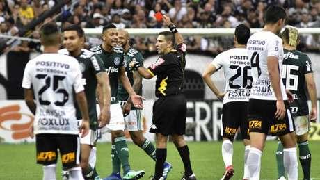 Dérbi de Itaquera será tema de julgamento, na próxima segunda-feira (Foto: Eduardo Carmim/Photo Premium)