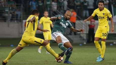 Palmeiras x Boca Juniors