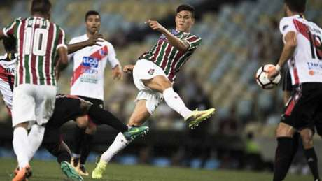 Fluminense x Nacional Portosi