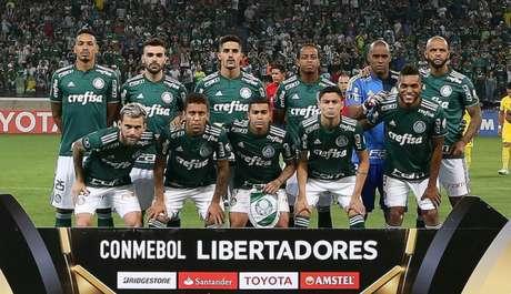 Palmeiras 1 x 1 Boca Juniors