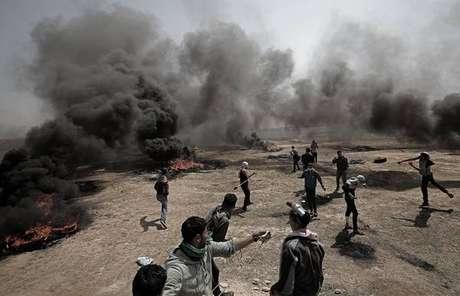 Confronto entre Israel e Palestina deixa um morto