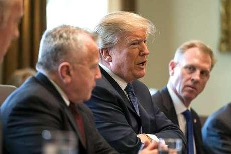 'Pode ser muito em breve', diz Trump sobre ataque à Síria