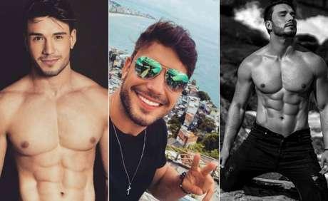 Ex-Mister, Lucas Viana quer estrear em novela e topa entrar em outro reality show