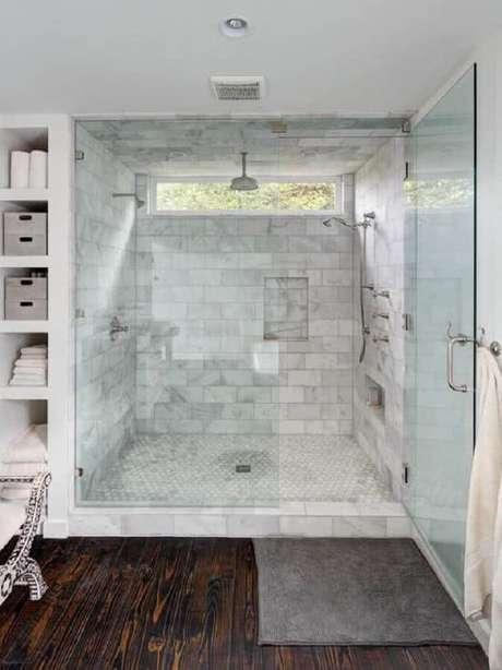 41. Modelos de banheiro