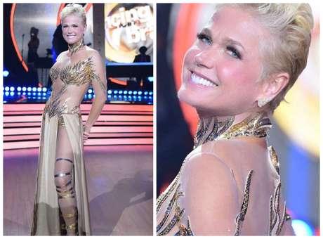 "Xuxa no ""Dancing Brasil"" (Reprodução/Instagram/@xuxameneghel)"