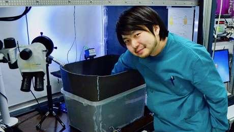 A neurociência é obcecada por entender sentimentos negativos, diz Ishiyama