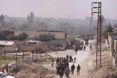 Rússia acusa Reino Unido de 'montar' ataque químico na Síria