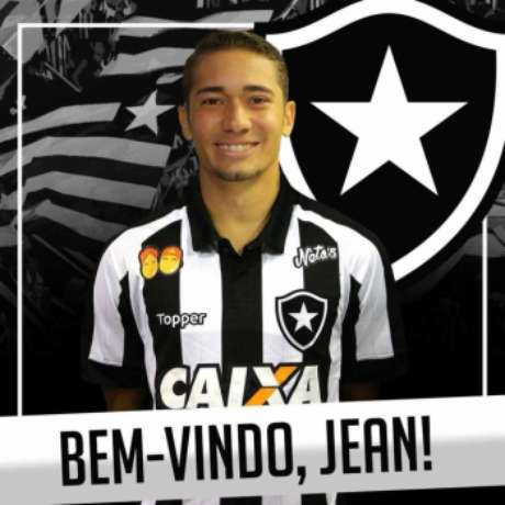 Jean, agora no Botafogo