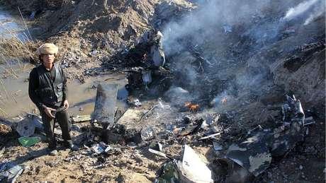 Estado Islâmico derrubou avião da Jordânia e executou piloto