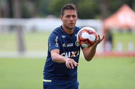 Diego Alves mostrou confiança em bom resultado do Flamengo em Salvador (Gilvan de Souza / Flamengo)