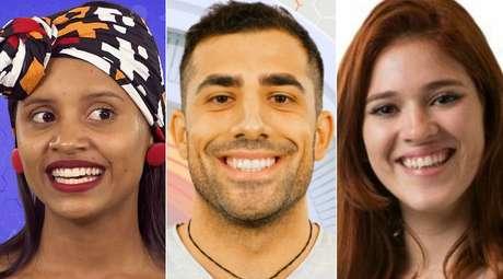 Gleici, Kaysar e Ana Clara: o 'BBB18' será vencido por um representante do time dos 'heróis'