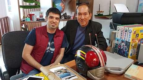 Danilo Modolo e Toshihiko Egashira estarão no Play Geek Brasil