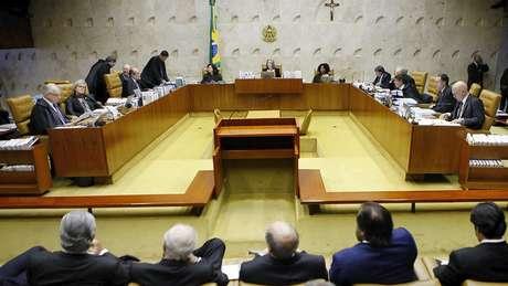 O STF deve discutir novamente se prisão após condenação em segunda instância é constitucional - resultado pode beneficiar presidente Lula