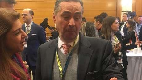 Barroso parou para tirar fotos com fãs em Harvard
