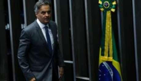 O julgamento sobre o recebimento da denúncia contra o senador Aécio Neves está marcado para amanhã