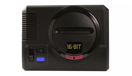 Mega Drive Mini (Imagem: Sega)