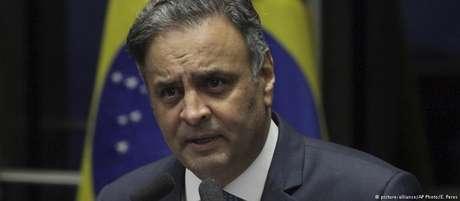 Aécio é acusado de pedir R$ 2 milhões em troca de atuação política e de tentar atrapalhar as investigações da Lava Jato
