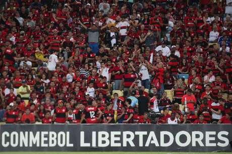 Torcida do Flamengo vai lotar o Maracanã (Fotos: Gilvan de Souza / Flamengo)