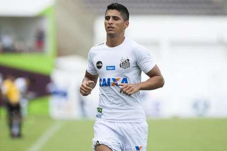 Guedes sonha com novo gol pelo Santos (Foto: Ivan Storti)