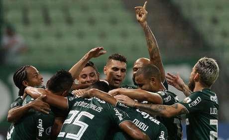 Palmeiras estreia no Brasileiro nesta segunda-feira, às 20h, contra o Botafogo, no Rio (Foto: Cesar Greco)