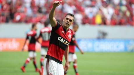 Rhodolfo pode ser novidade no Flamengo, na quarta-feira (Gilvan de Souza/Flamengo)