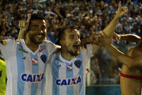 Nando Carandina é um dos destaques do Paysandu na temporada (Foto: Divulgação)