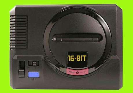 Nostalgia: Sega anuncia o Mega Drive Mini