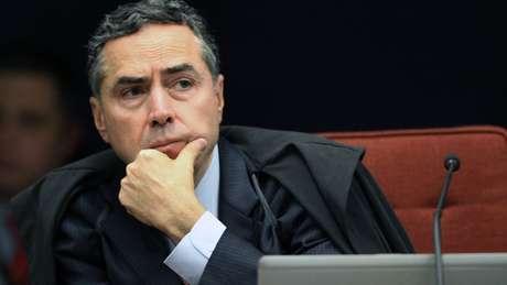 O ministro Roberto Barroso é presidente da turma do Supremo que vai julgar Aécio