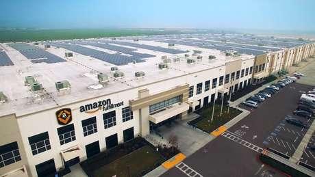 Amazon negocia com a Azul entrega de mercadorias, dizem fontes