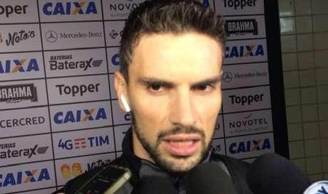 Pimpão vem sendo um dos jogadores mais utilizados por Alberto Valentim (Foto: Reprodução/Twitter Botafogo)