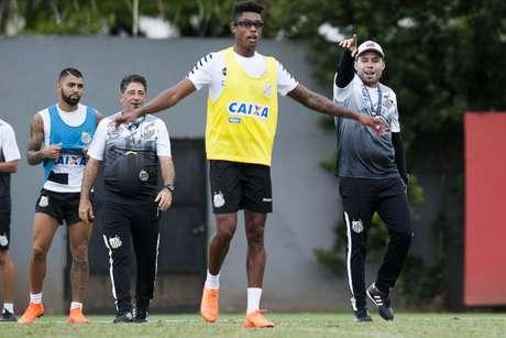 Bruno Henrique se aproxima de retorno ao Santos (Foto: Ivan Storti)