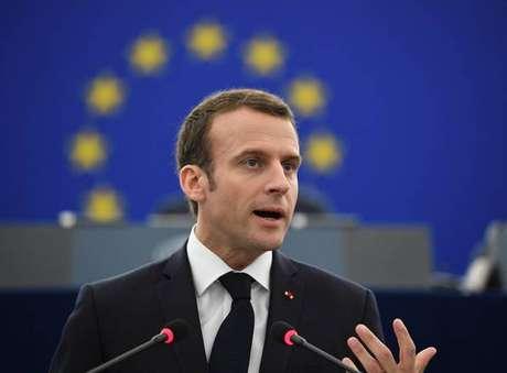 Macron alerta para onda nacionalista na UE
