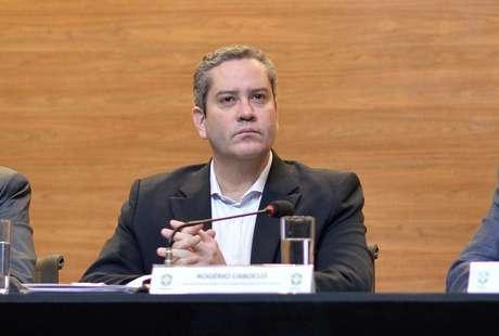 Caboclo é eleito presidente da CBF