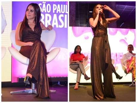 Wanessa Camargo (Fotos: Leo Franco/AgNews)