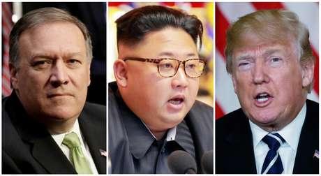 EUA em negociações diretas com a Coreia do Norte