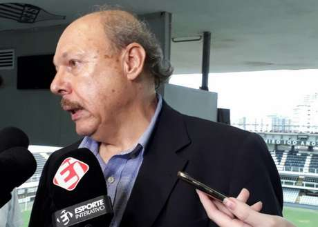 Conforme prometido em campanha, José Carlos Peres dividirá jogos entre Santos e São Paulo (Foto: Lancepress!)
