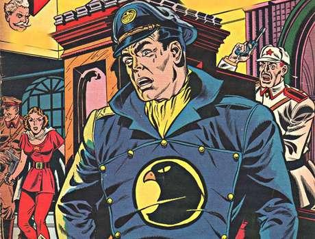 Falcão Negro em aventura de quadrinhos vai para o cinema