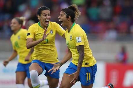 Copa América Feminina: Brasil vence a Argentina e se isola na liderança