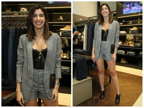 Camila Coutinho (Fotos: Wallace Barbosa/AgNews)