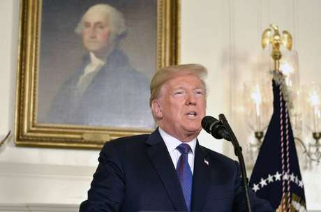 Trump diz que pode deixar reunião com Kim se não for positiva